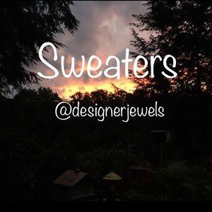 Sweaters & Caridgans